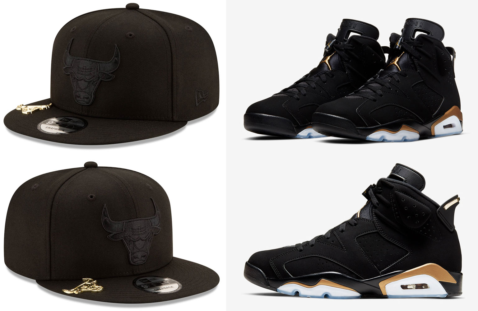 jordan-6-dmp-bulls-new-era-snapback-hat-black-gold