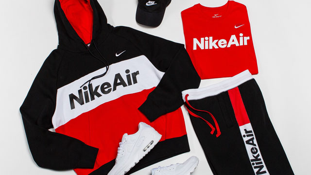 nike-air-clothing-black-white-red