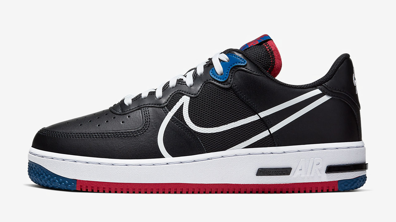 nike-air-force-1-react-black-gym-red-gym-blue
