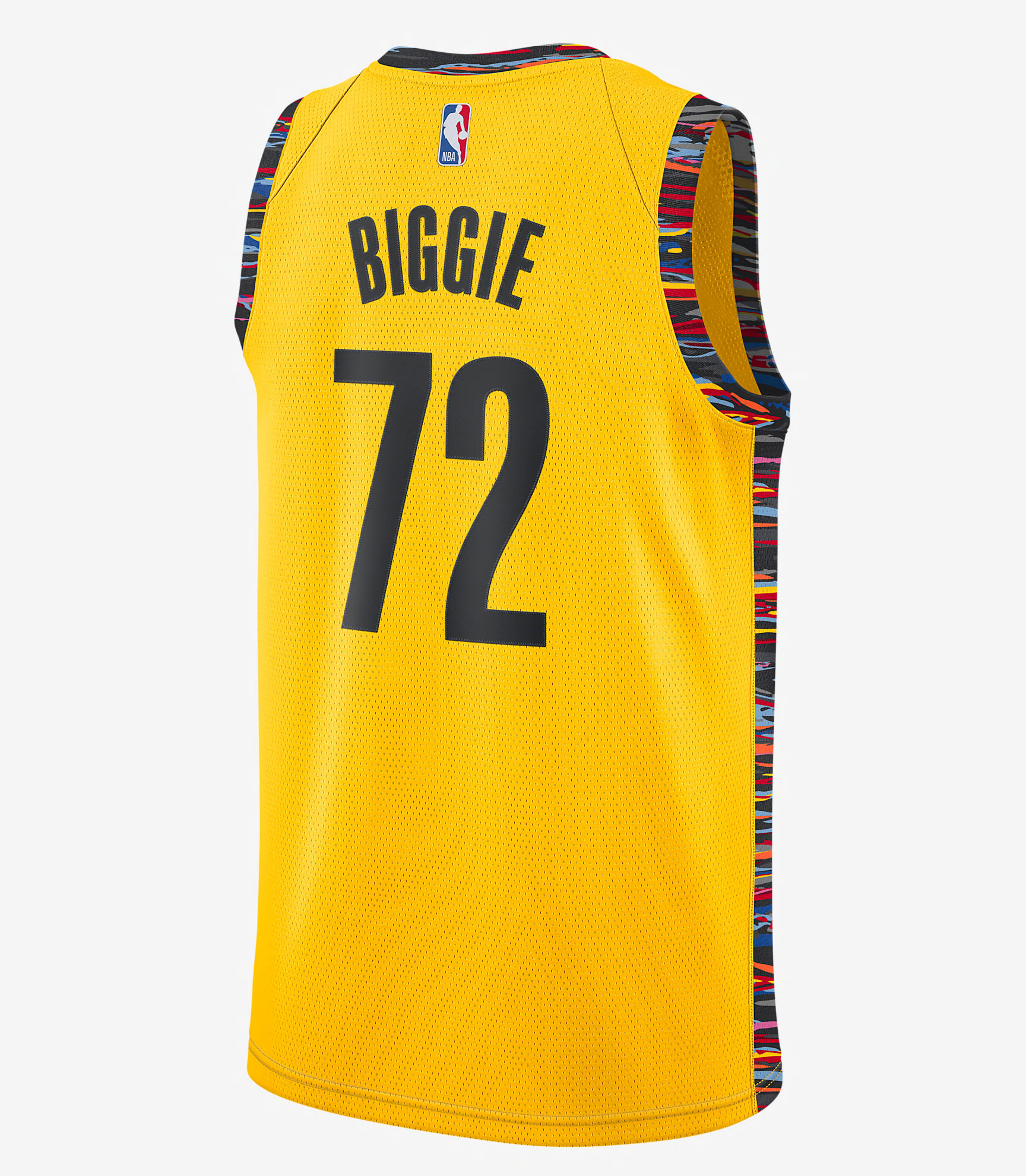 Nike Biggie Nets Yellow Jersey X Sneakers To Match Sneakerfits Com