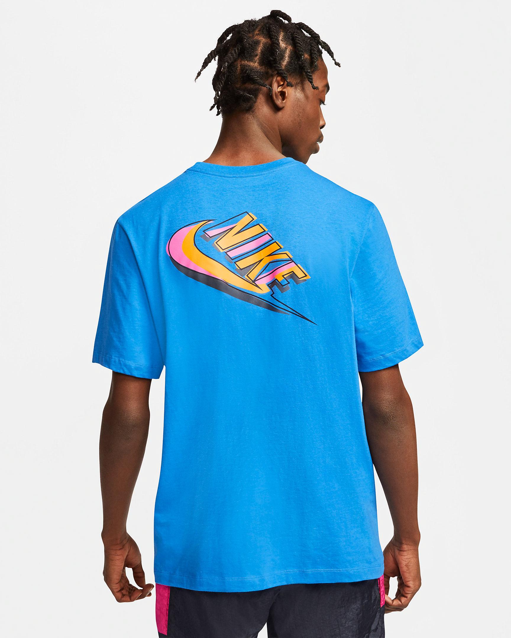 Nike Air Force 1 Orange Trance Shirt