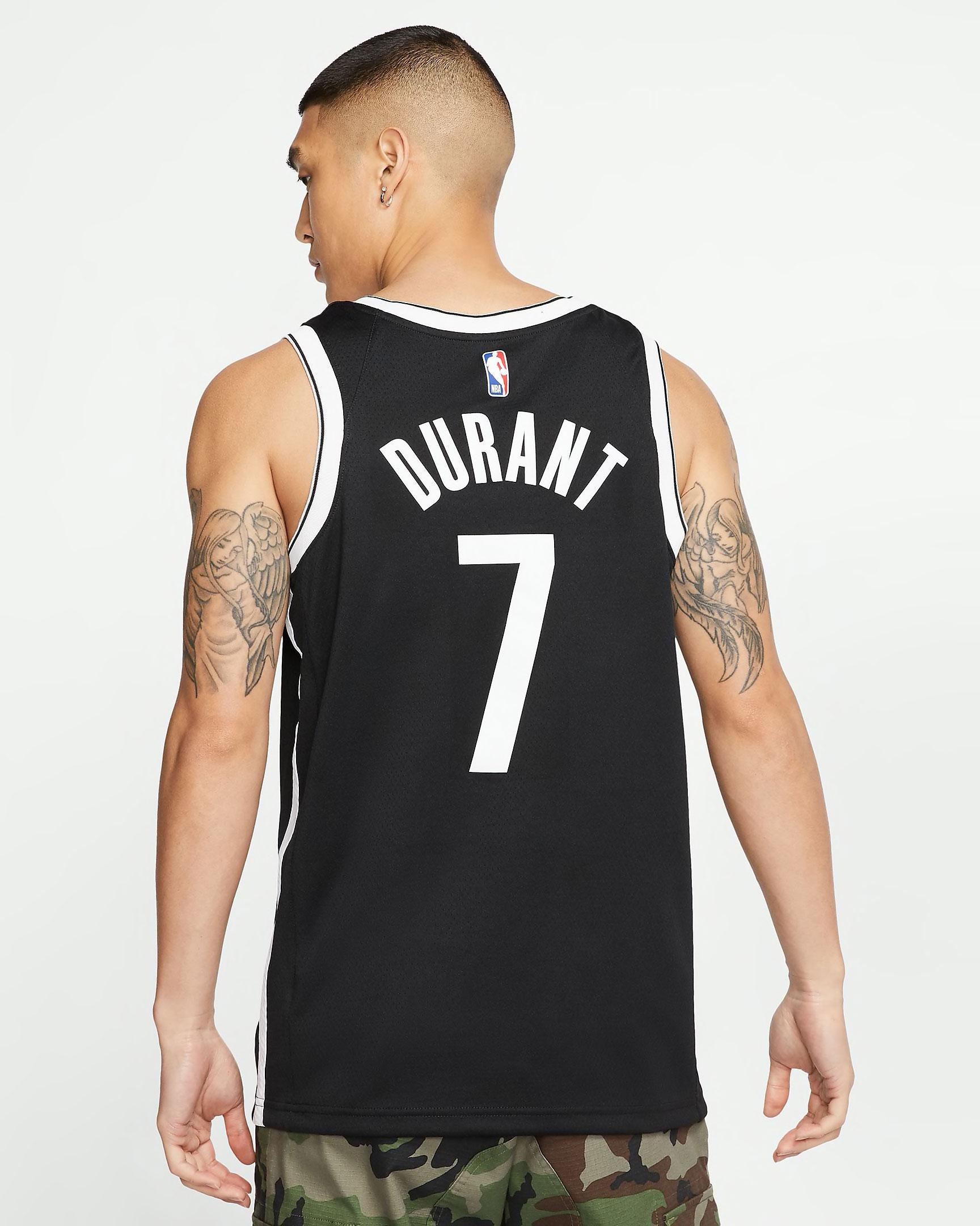 nike-kd-13-black-white-kevin-durant-nets-jersey-2