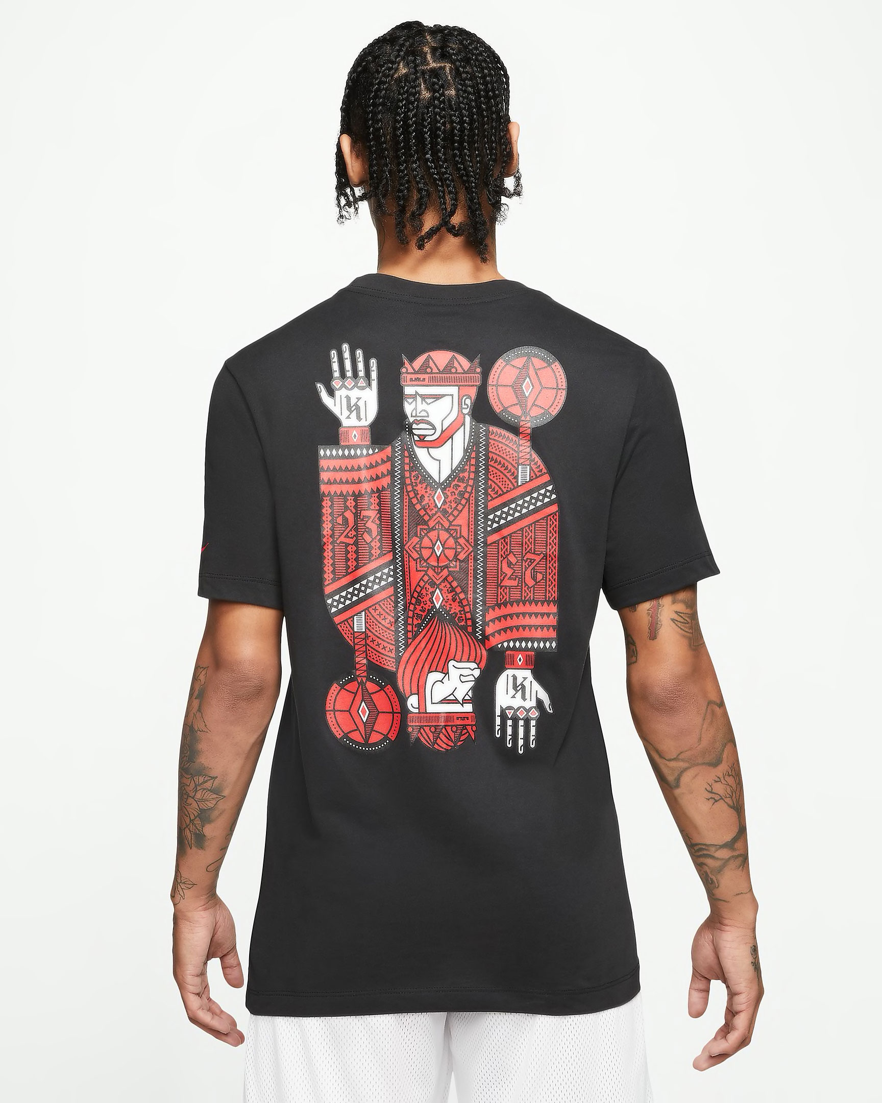 nike-lebron-17-low-bred-black-red-shirt-2