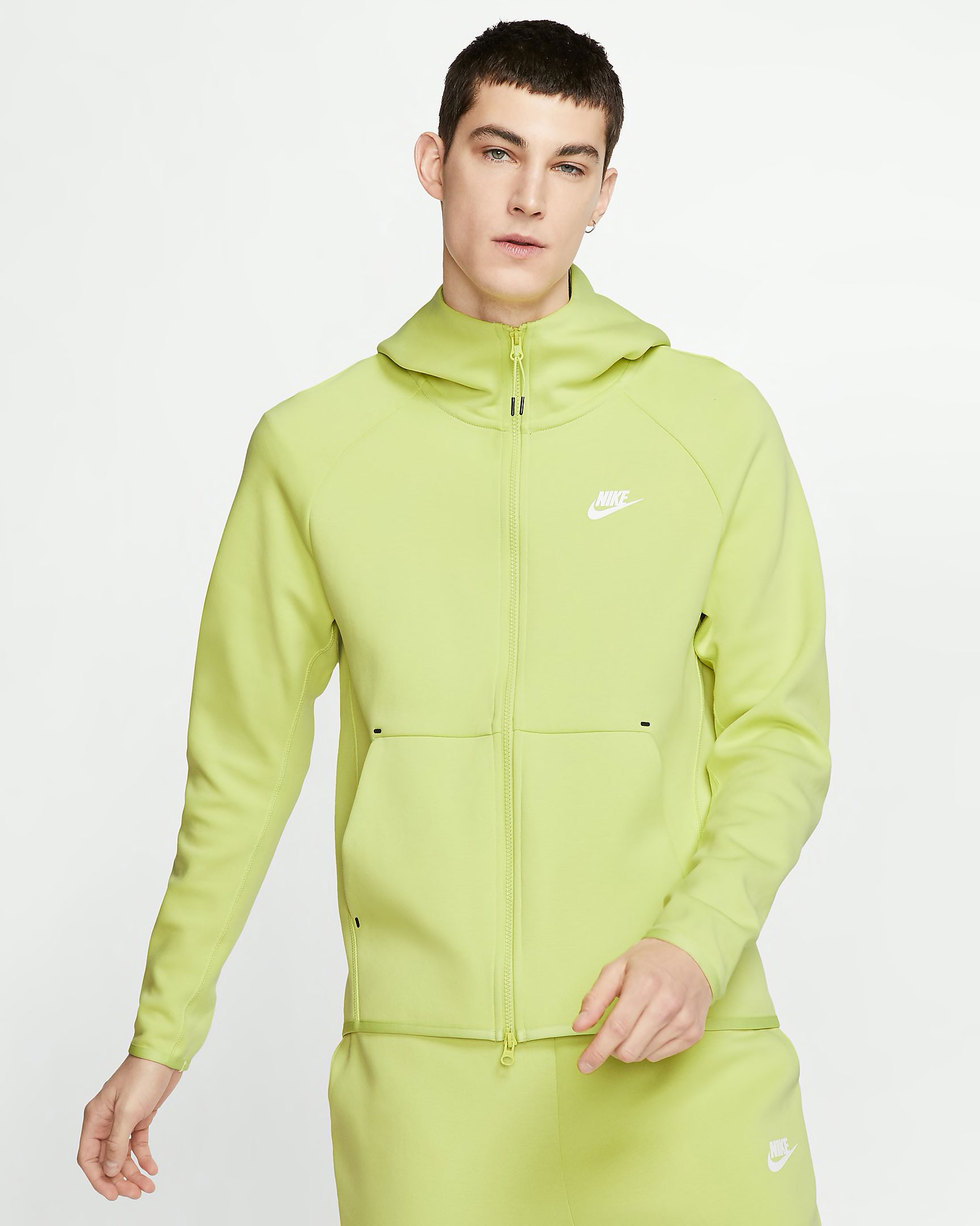 Lime Green Nike Jogging Suit Cheap Online