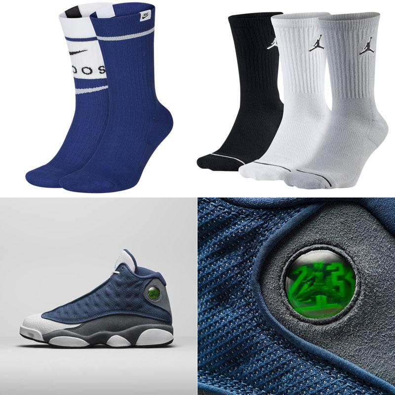 socks-to-match-jordan-13-flint