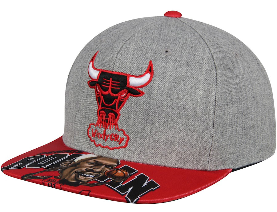 the-last-dance-dennis-rodman-chicago-bulls-hat