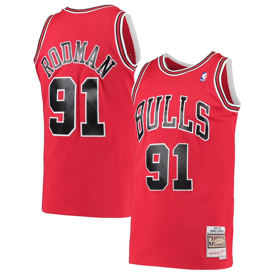 the-last-dance-dennis-rodman-chicago-bulls-jersey