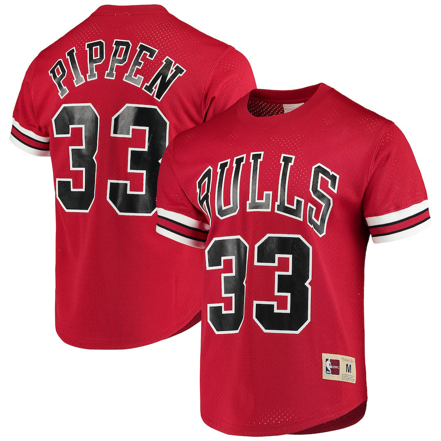 the-last-dance-scottie-pippen-chicago-bulls-jersey-shirt-red