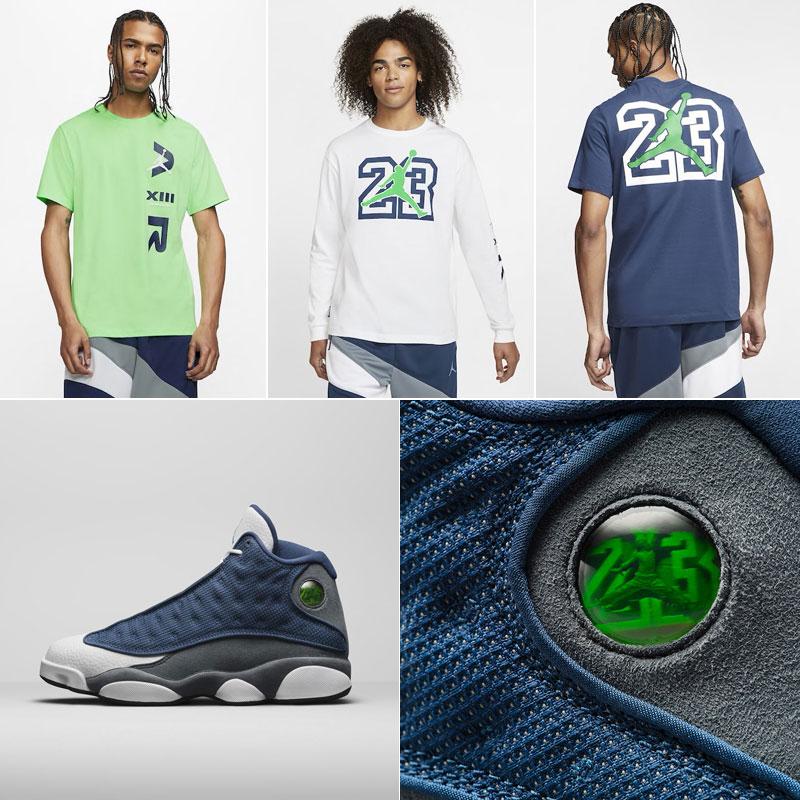 air-jordan-13-flint-2020-shirts
