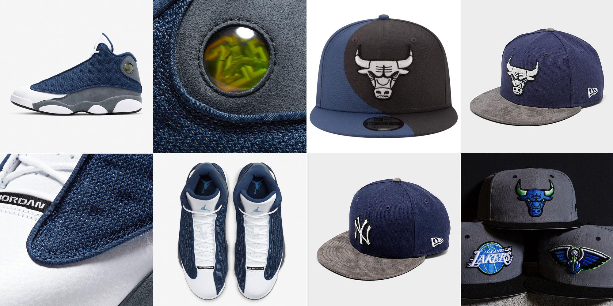 air-jordan-13-flint-hats-to-match