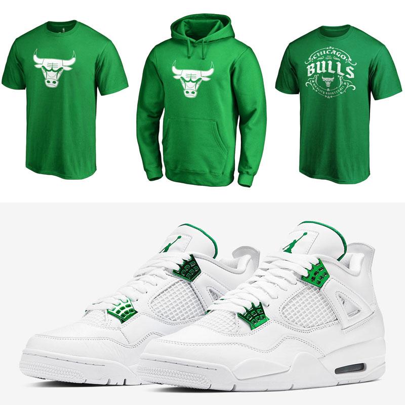air-jordan-4-metalic-green-bulls-clothing