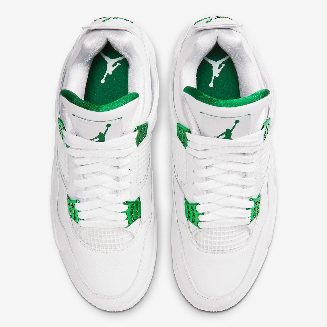 air-jordan-4-metallic-green-4