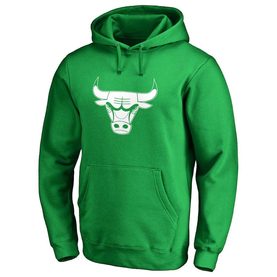 air-jordan-4-metallic-green-bulls-hoodie