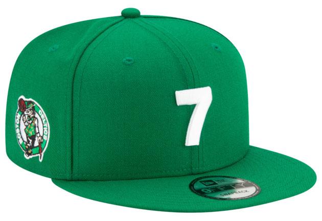 air-jordan-4-metallic-green-hat-match-2