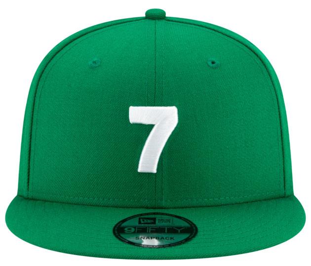 air-jordan-4-metallic-green-hat-match-3