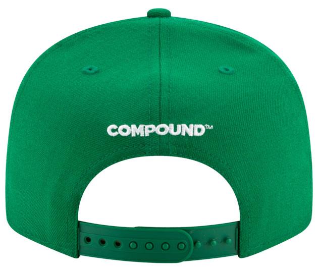 air-jordan-4-metallic-green-hat-match-4