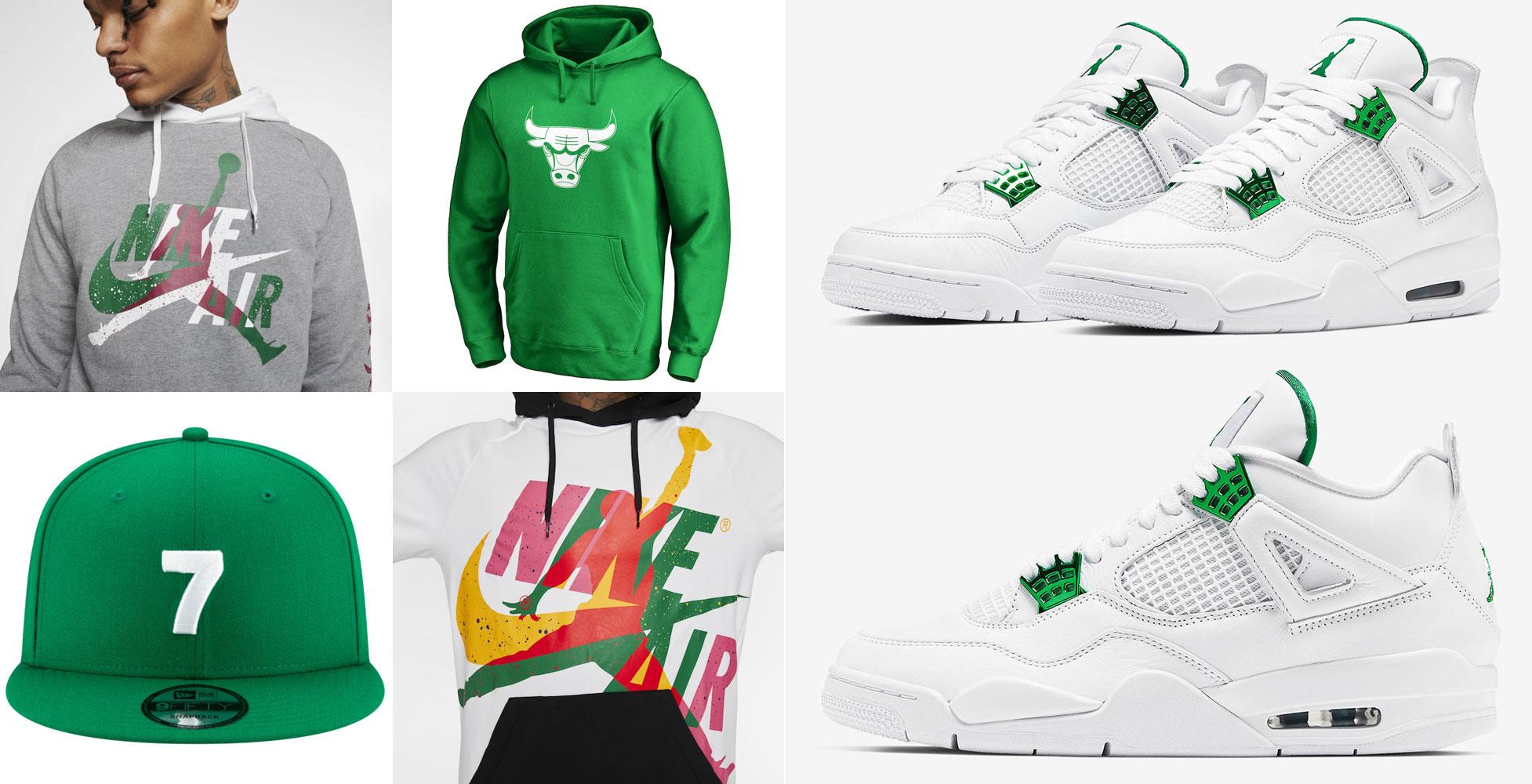 air-jordan-4-metallic-green-sneaker-outfits