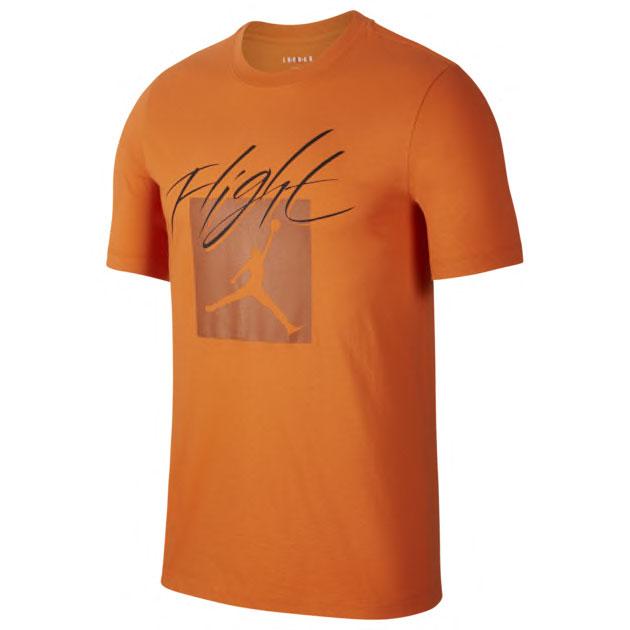 air-jordan-4-metallic-orange-shirt-1
