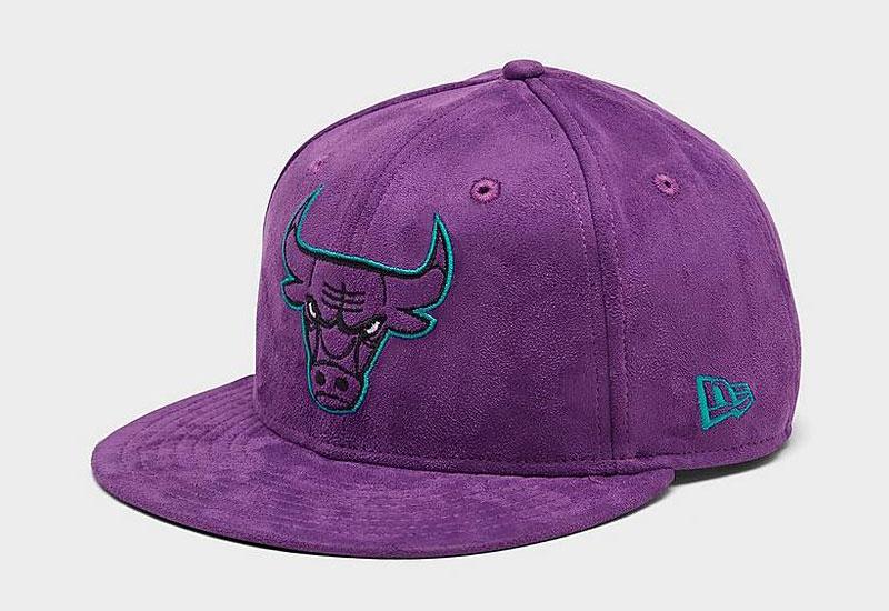 air-jordan-4-metallic-purple-bulls-hat