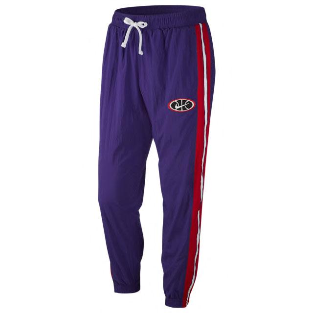 air-jordan-4-metallic-purple-nike-pants-match