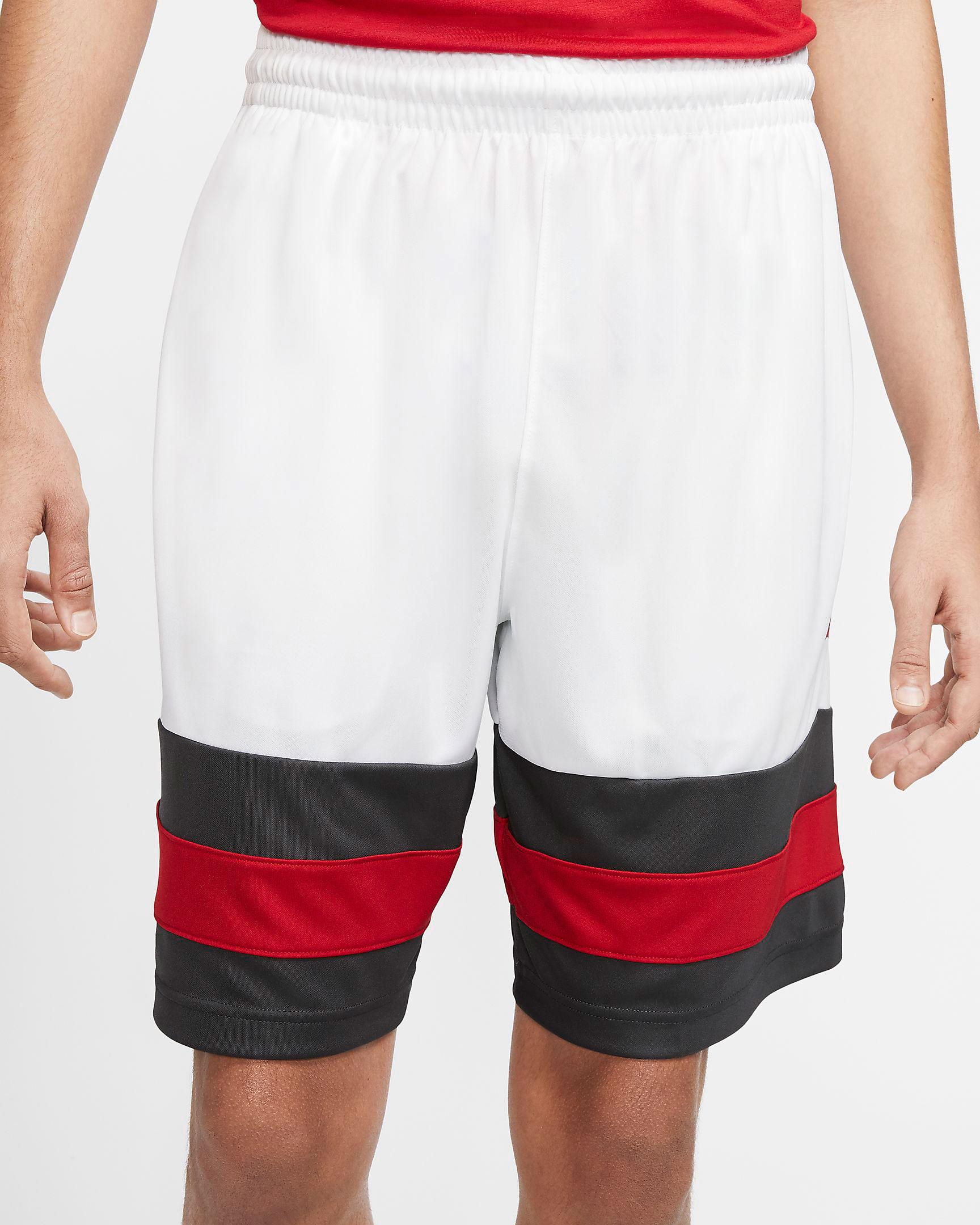 air-jordan-4-metallic-red-shorts-1