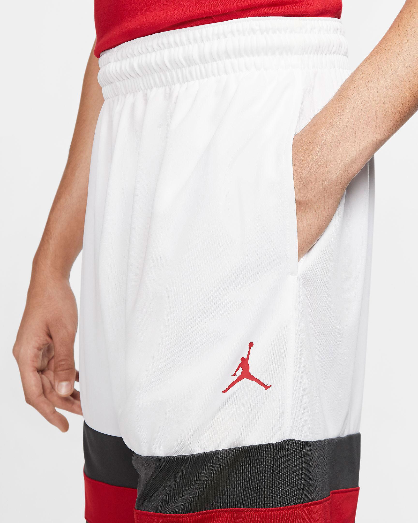 air-jordan-4-metallic-red-shorts-2