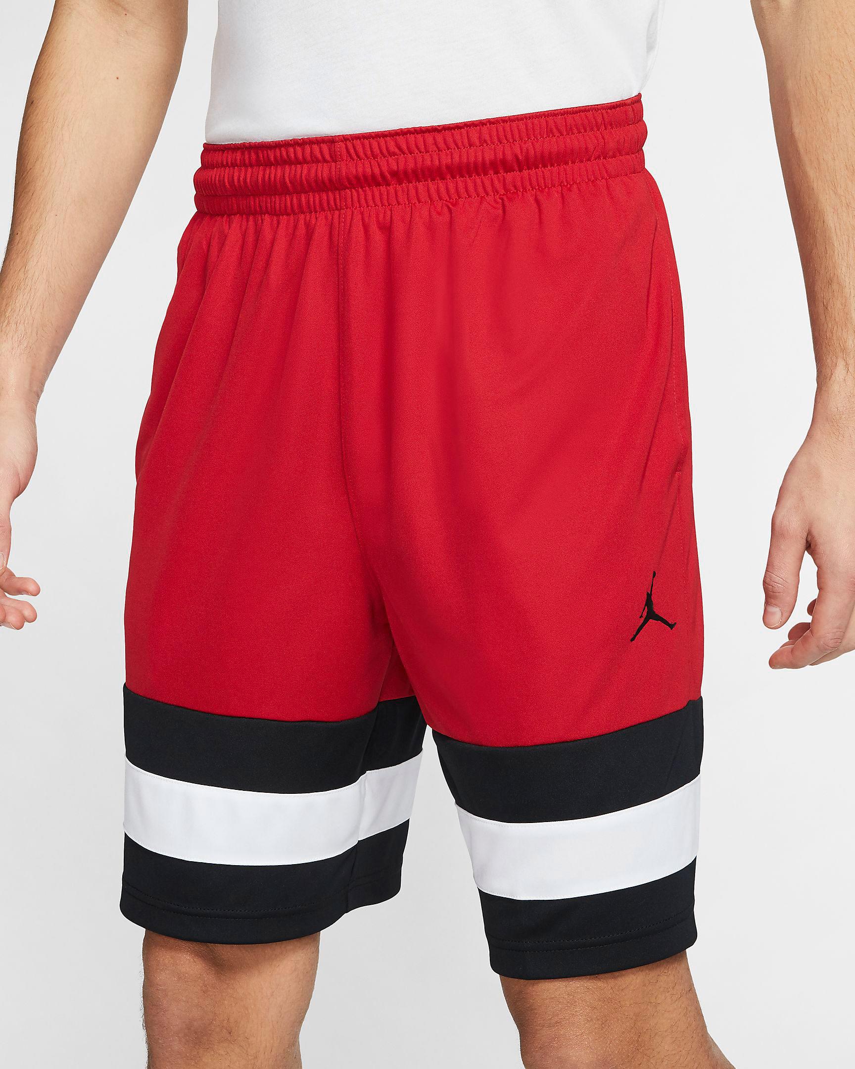 air-jordan-4-metallic-red-shorts-3