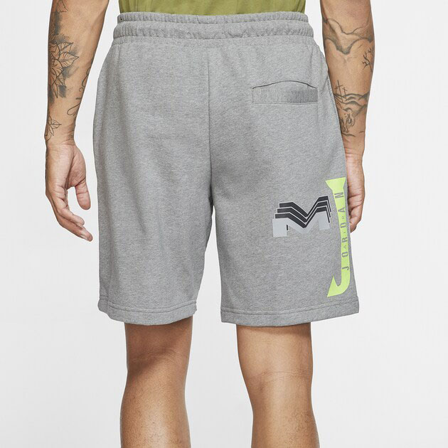 air-jordan-4-neon-volt-shorts-2