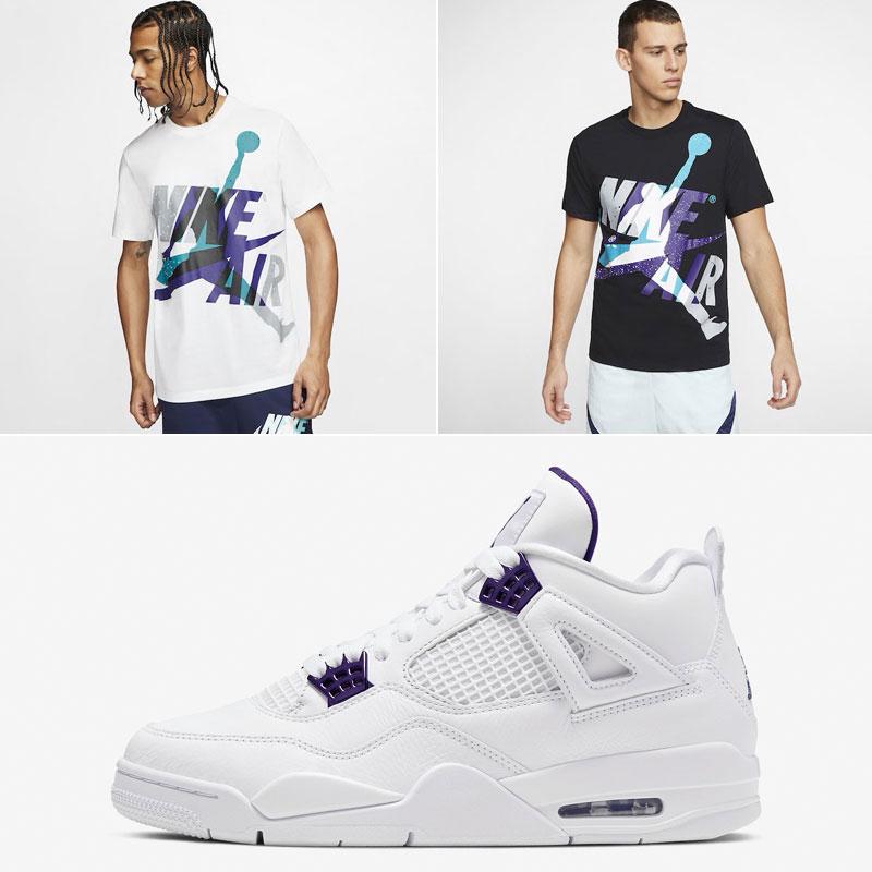 air-jordan-4-purple-metallic-shirts
