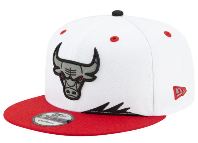 air-jordan-4-red-metallic-bulls-hat-match
