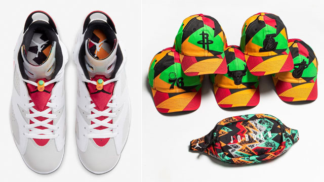 air-jordan-6-hare-caps-and-crossbody-bag