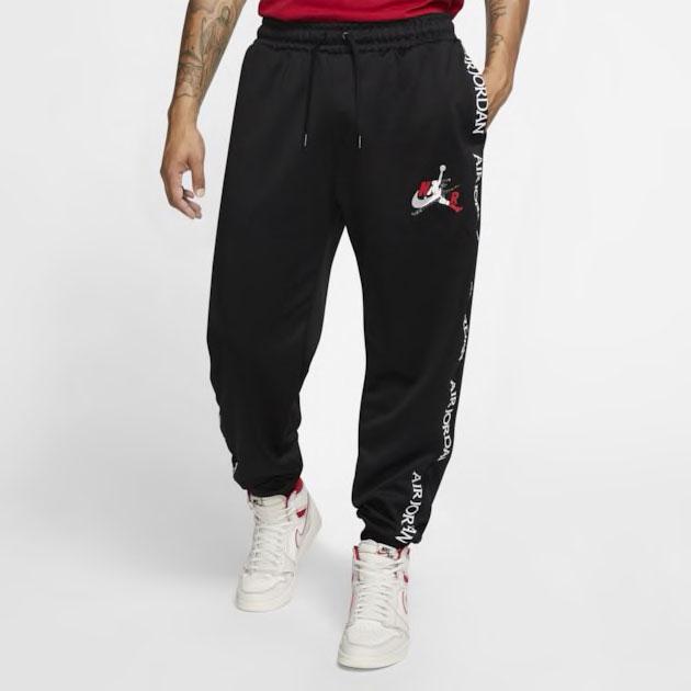 air-jordan-6-hare-pants-match-black-1