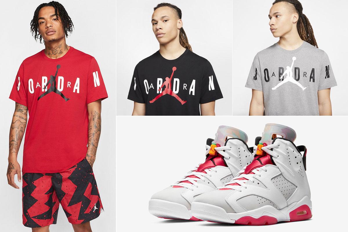 air-jordan-6-hare-shorts-shirt-outfit-match