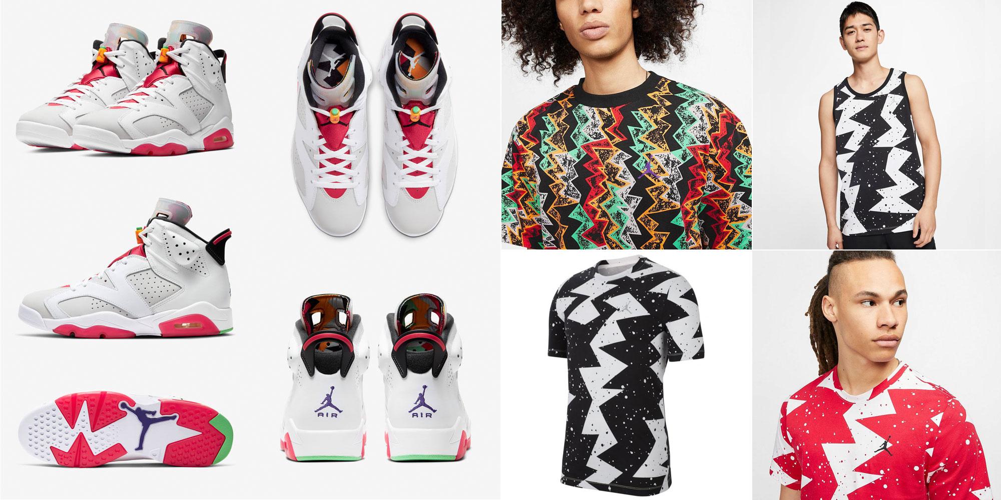 air-jordan-6-hare-sneaker-shirts