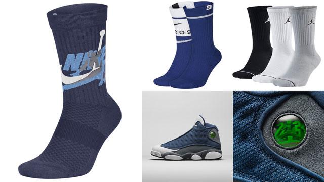 flint-jordan-13-matching-socks