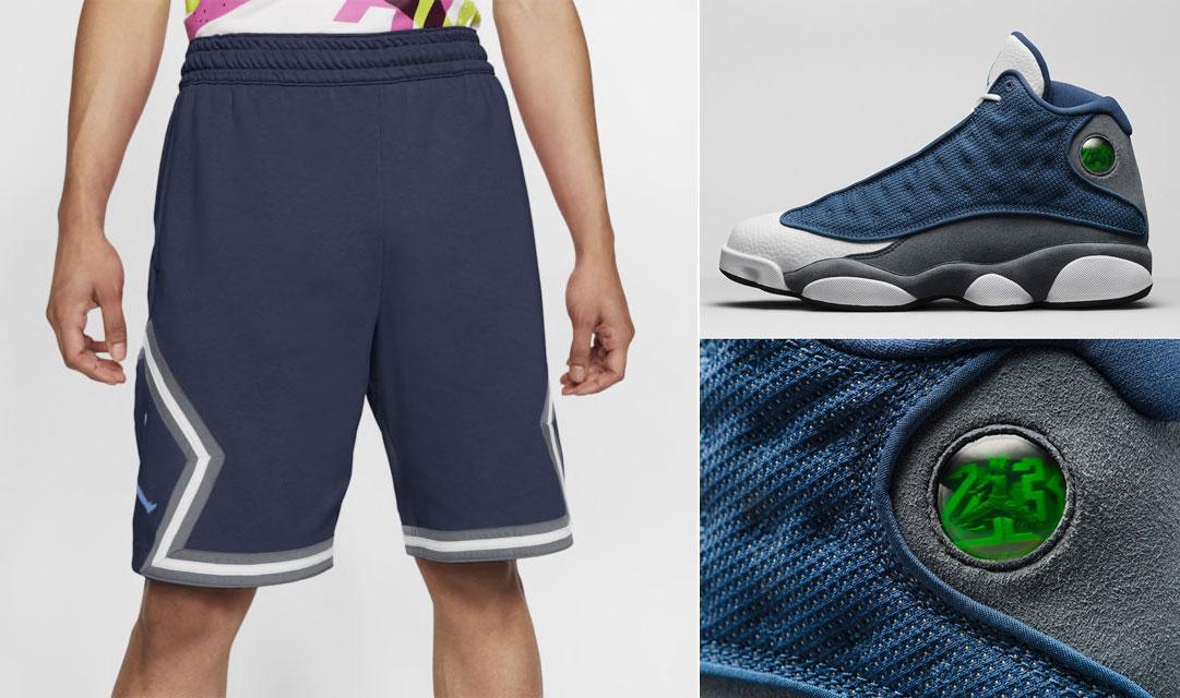 flint-jordan-13-navy-grey-shorts