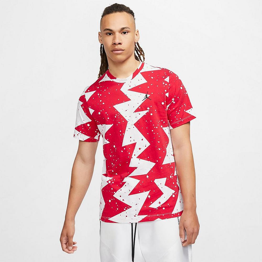 hare-air-jordan-6-shirt-match