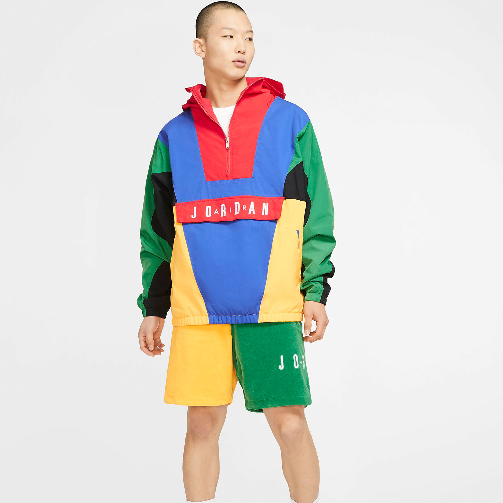 hare-jordan-6-jacket-shorts-sneaker-outfit