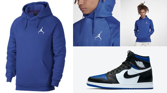 Air Jordan 1 High Royal Toe Sneaker Shirt Sneakerfits Com