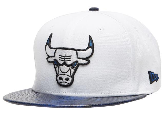 jordan-11-blue-snakeskin-bulls-sneaker-hook-hat