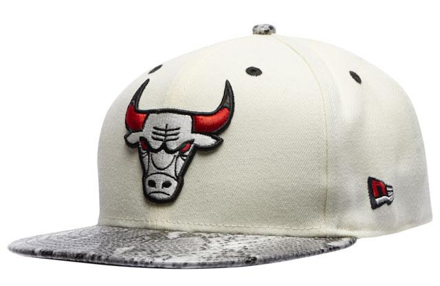 jordan-11-bone-grey-snakeskin-bulls-sneaker-hook-hat
