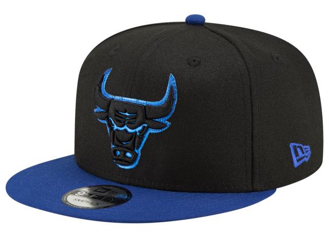 jordan-12-game-royal-bulls-sneaker-hook-hat