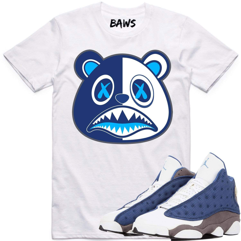 jordan-13-flint-baws-sneaker-tee-shirt