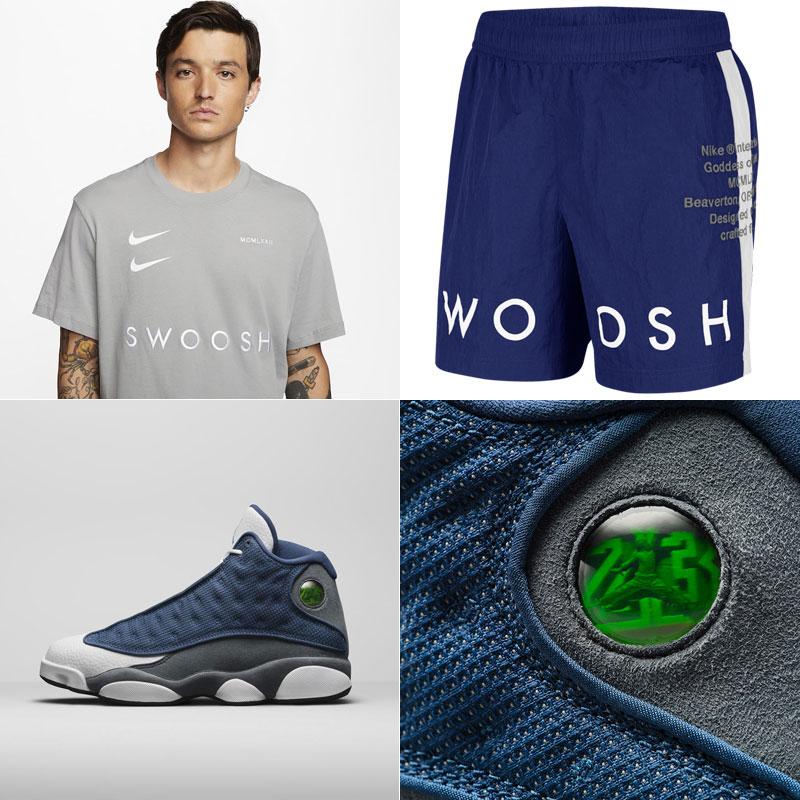 jordan-13-flint-nike-clothing-match