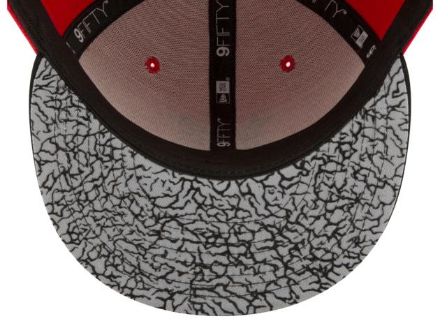 jordan-3-red-cement-bulls-sneaker-hook-hat-2
