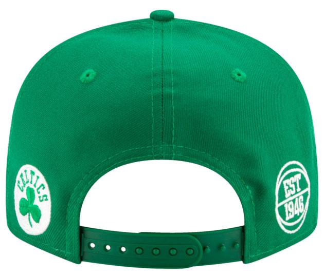 jordan-4-green-metallic-celtics-cap-match-4
