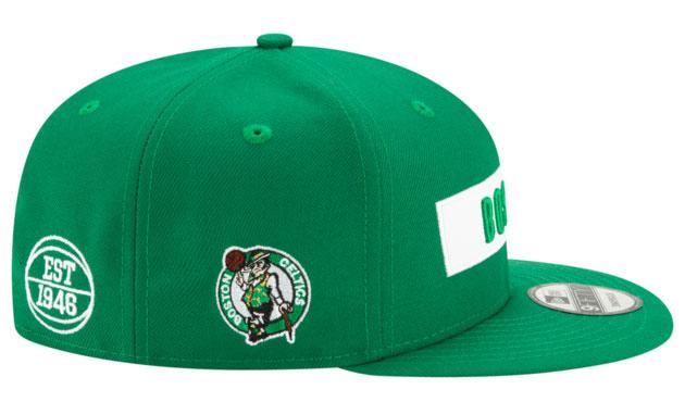 jordan-4-green-metallic-celtics-cap-match-5