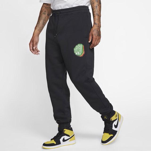 jordan-4-metallic-jogger-pants-match-1