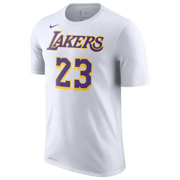 jordan-4-purple-metallic-lebron-lakers-shirt-1