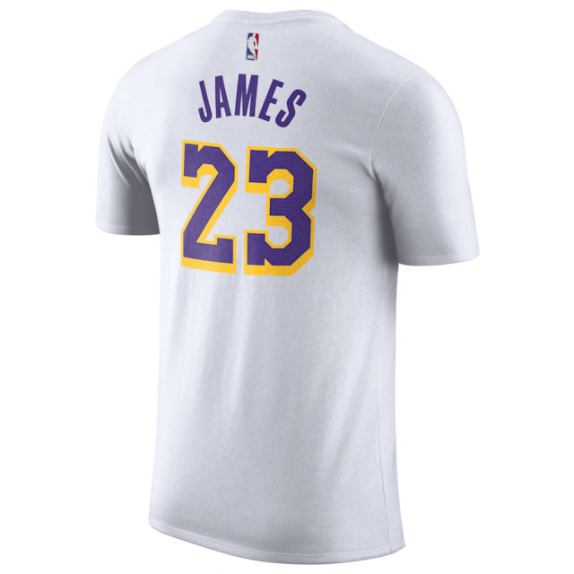 jordan-4-purple-metallic-lebron-lakers-shirt-2
